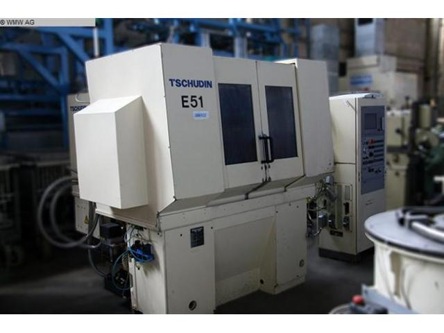 TSCHUDIN Rundschleifmaschine - Einstich TL 25 A - 2