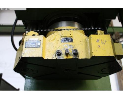 MÜLLER Einständerpresse - Hydraulisch CAZ 200 - Bild 4