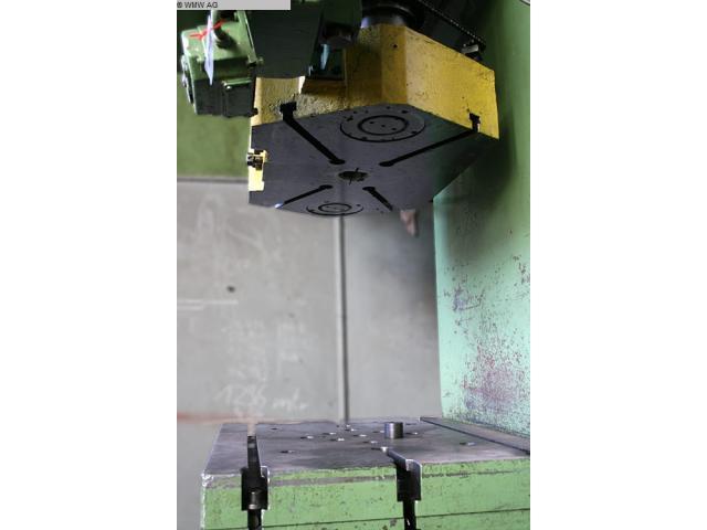 MÜLLER Einständerpresse - Hydraulisch CAZ 200 - 5