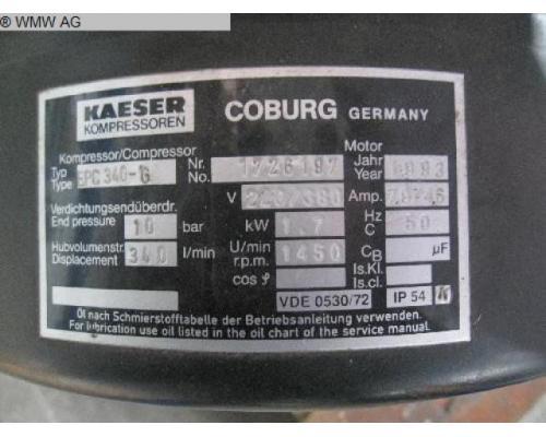KAESER Kolbenkompressor EPC 340 - Bild 5