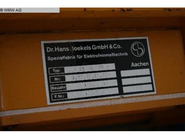 BOECKELS GMBH Metallsuchgerät EQ a 65x35 F-Nr. 10265 - 3