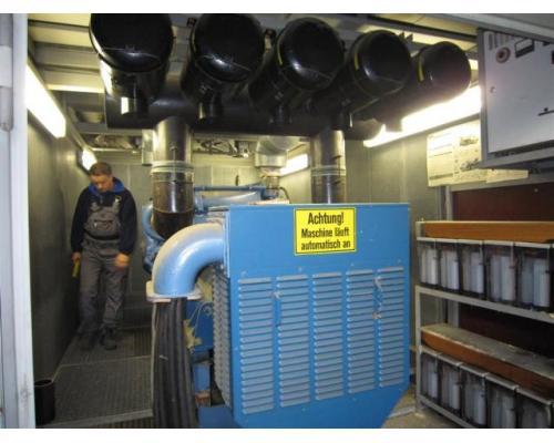 MTU Friedrichshafen Generator BHKW MTU 16396 - Bild 6