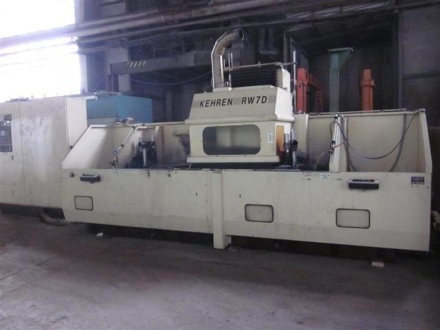KEHREN Flachschleifmaschine - Horizontal RW7D-CNC - 1