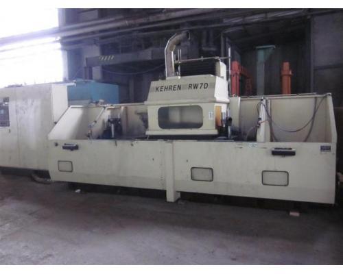 KEHREN Flachschleifmaschine - Horizontal RW7D-CNC - Bild 1