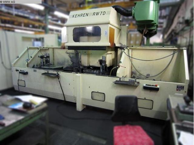 KEHREN Flachschleifmaschine - Horizontal RW7D-CNC - 3