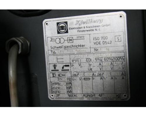 KJELLBERG Schweißanlage GHT 500 - Bild 5