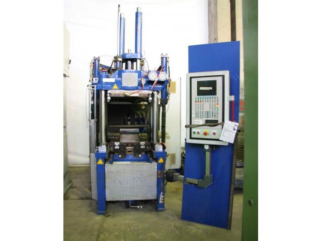 FREUDENBERG Spritzgiessmaschine - Sondermaschine FAINJECT 2000 - 1