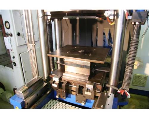 FREUDENBERG Spritzgiessmaschine - Sondermaschine FAINJECT 2000 - Bild 2