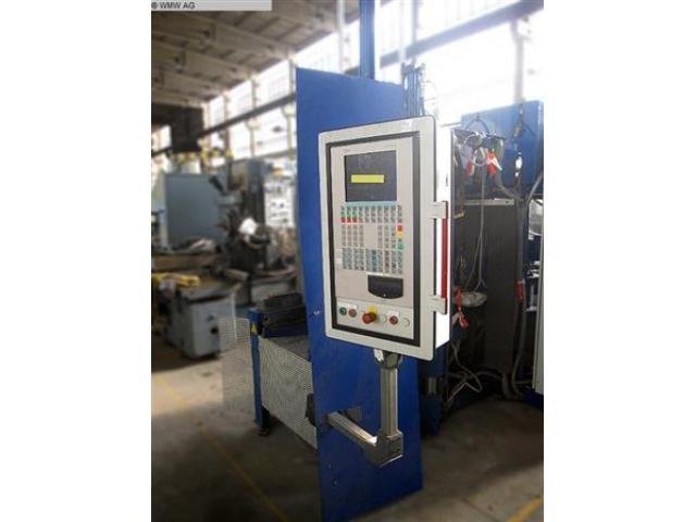 FREUDENBERG Spritzgiessmaschine - Sondermaschine FAINJECT 2000 - 3