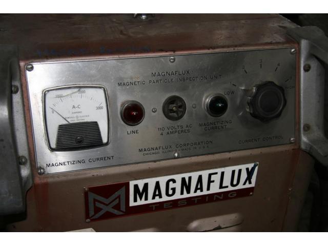 MAGNAFLUX Rißprüfmaschine KAR 3 - 2