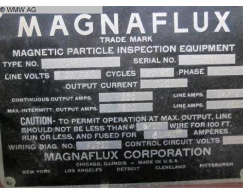 MAGNAFLUX Rißprüfmaschine KAR 3 - Bild 4