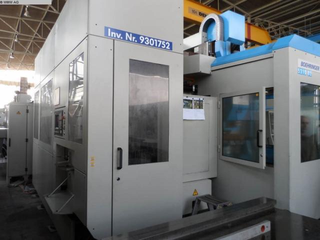 VDF BOEHRINGER Bearbeitungszentrum - Vertikal Taurus 3 S - 5 Achsen/ 5 axis - 5
