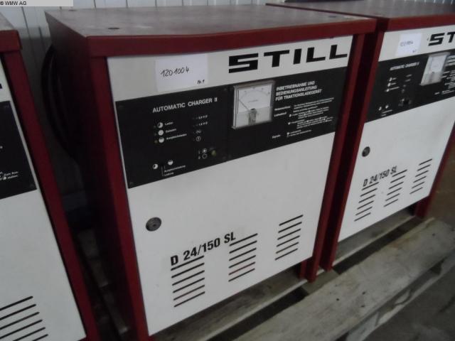 STILL Batterieladegerät D 24/150 SL - 1