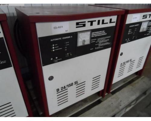 STILL Batterieladegerät D 24/150 SL - Bild 1