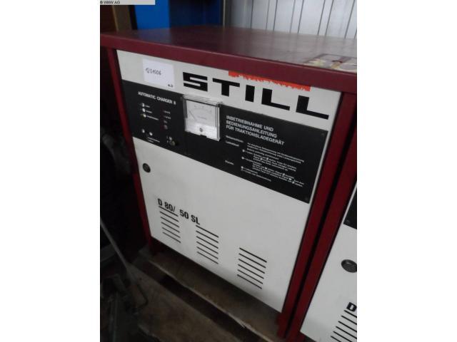 STILL Batterieladegerät D 80/50 SL - 1