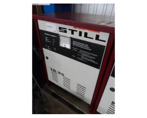 STILL Batterieladegerät D 80/50 SL - Bild 1
