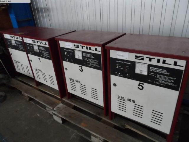 STILL Batterieladegerät D 80/50 SL - 2