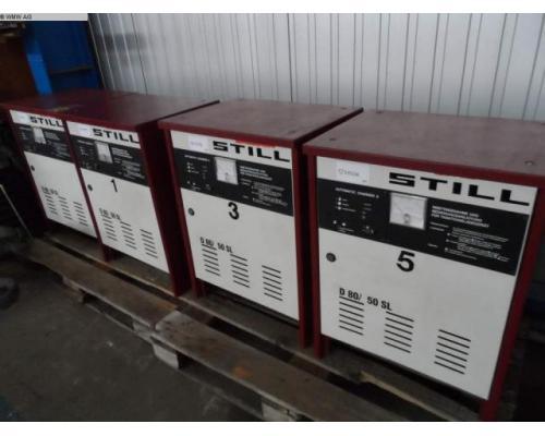 STILL Batterieladegerät D 80/50 SL - Bild 2