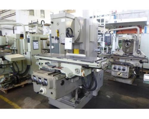 WMW (KARL-MARX-STADT) Fräsmaschine - Vertikal FSS400 V/2 - Bild 1