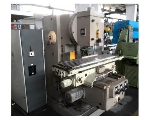 WMW (KARL-MARX-STADT) Fräsmaschine - Vertikal FSS400 V/2 - Bild 2