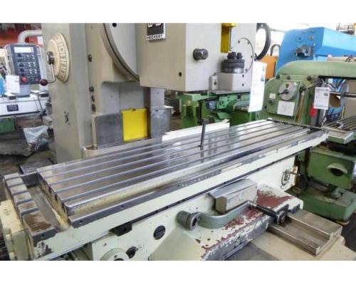 WMW (KARL-MARX-STADT) Fräsmaschine - Vertikal FSS400 V/2 - Bild 3