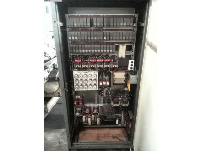 WMW (KARL-MARX-STADT) Fräsmaschine - Vertikal FSS400 V/2 - 4