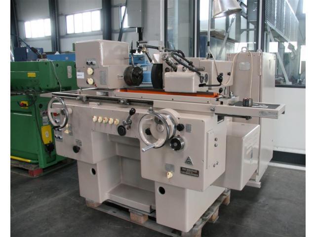 TOS-HOSTIVAR Rundschleifmaschine - Universal BUA 20 - 2