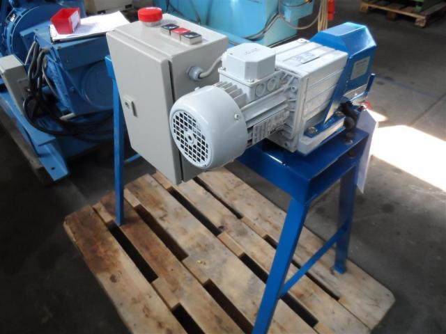 METALLBAU NESTLER Sondermaschine KS 03 01 - 2