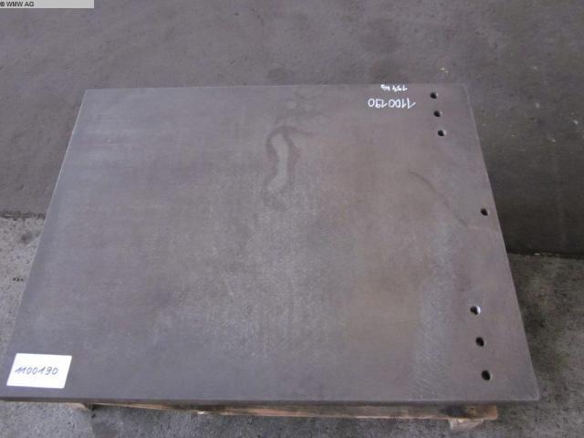 WMW Anreißplatte 805x630 - 1