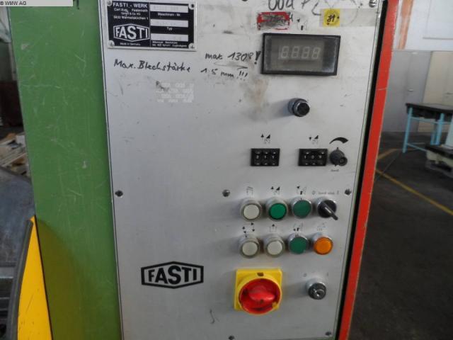 FASTI Schwenkbiegemaschine 2045 - 15/1,5 - 4