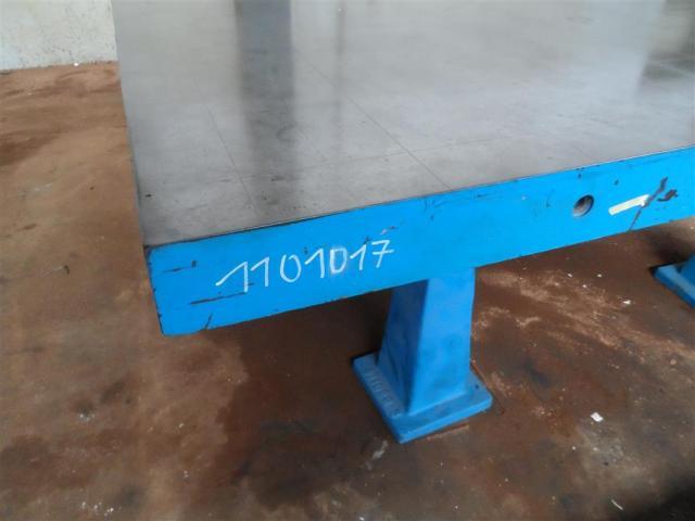 WMW Meß- und Anreißanlage 2000x1800x100 - 2