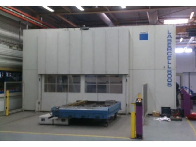 TRUMPF Laserschneidmaschine Lasercell 6005 (TLC6005) - 1