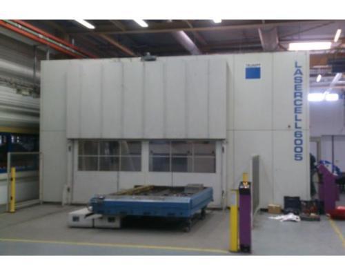 TRUMPF Laserschneidmaschine Lasercell 6005 (TLC6005) - Bild 1