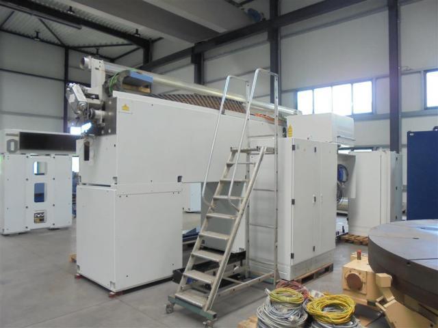 TRUMPF Laserschneidmaschine Lasercell 6005 (TLC6005) - 3