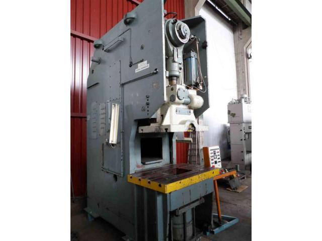 WMW BLEMA-GOTHA Einständer - Ziehpresse - Mechanisch PEE II 250 - 1