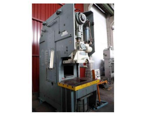 WMW BLEMA-GOTHA Einständer - Ziehpresse - Mechanisch PEE II 250 - Bild 1