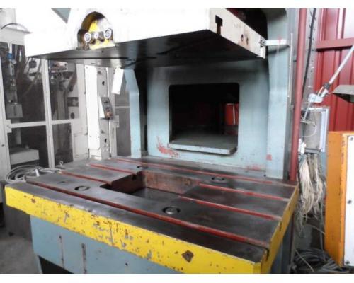 WMW BLEMA-GOTHA Einständer - Ziehpresse - Mechanisch PEE II 250 - Bild 4