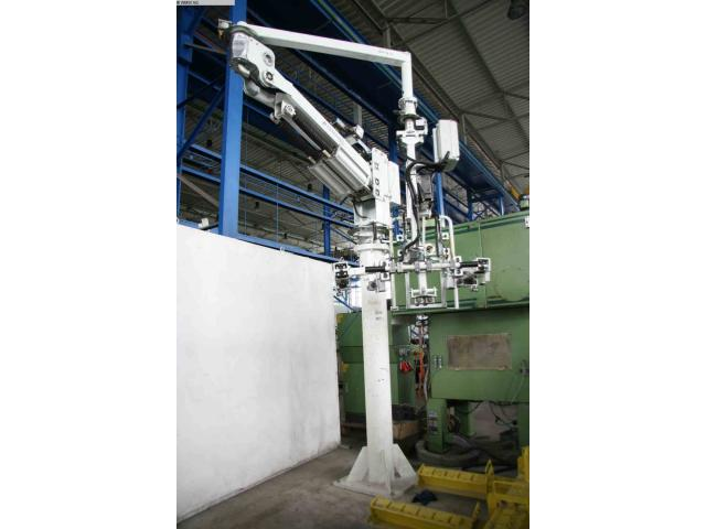 Famatec Manipulator AG 35 - 1