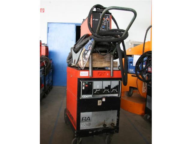KEMPPI Schweißanlage RA 450 W - 1