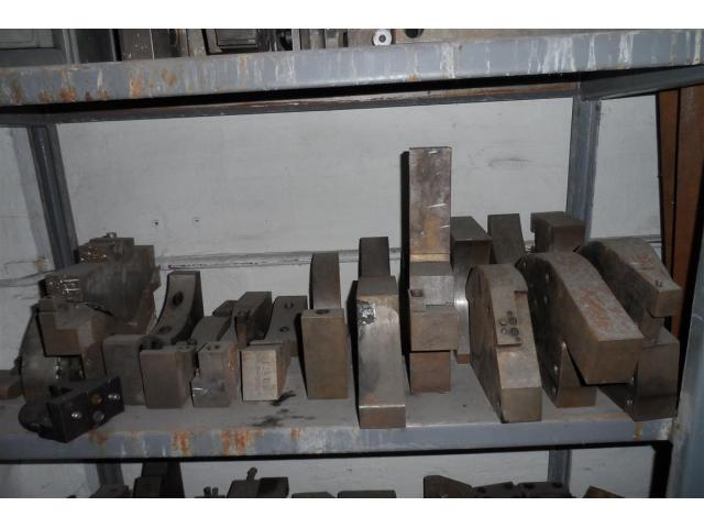 VEB POLYGRAPH Drückmaschine - Hydraulisch UXW 6,5 - 6