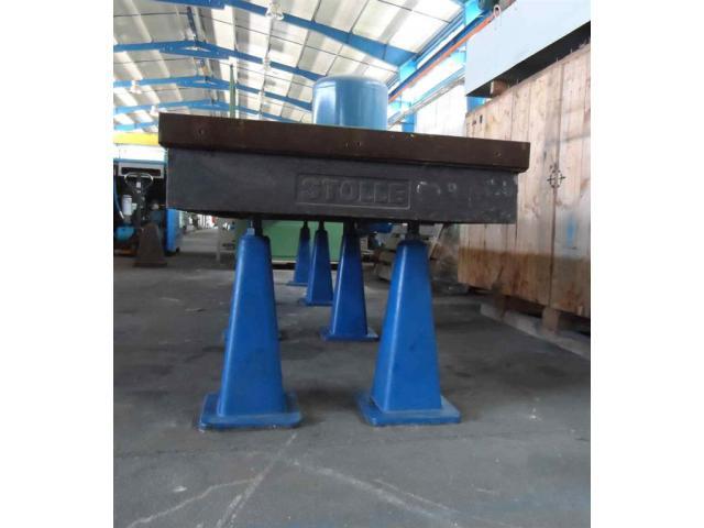 STOLLE Meß- und Anreißanlage 4000x1000x250 - 2