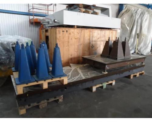 STOLLE Meß- und Anreißanlage 4000x1000x250 - Bild 6
