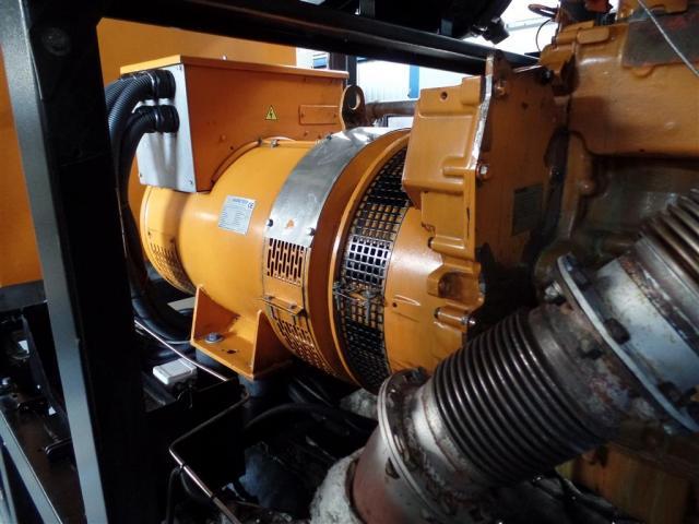AGGRETECH AG Generator Scania DC 9 - 2