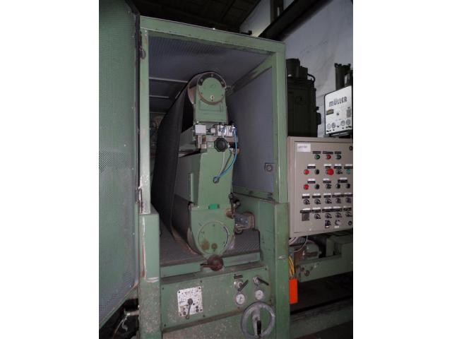 STEINEMANN Breitbandschleifmaschine Top Novella-130/1-K - 1