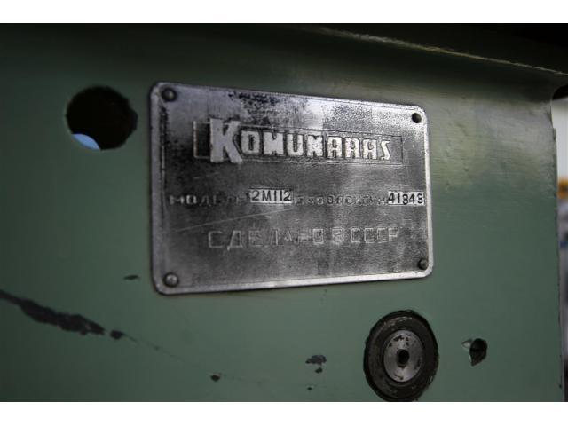 Komunares Tischbohrmaschine 2M - 6