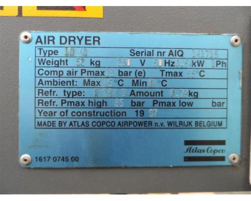 ATLAS COPCO Kältetrockner Air Driver ID 40 - Bild 3