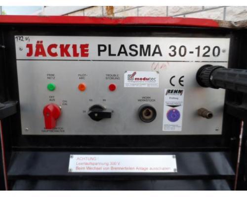 Jäckle Plasmaschneidgerät Plasma 30-120 - Bild 4