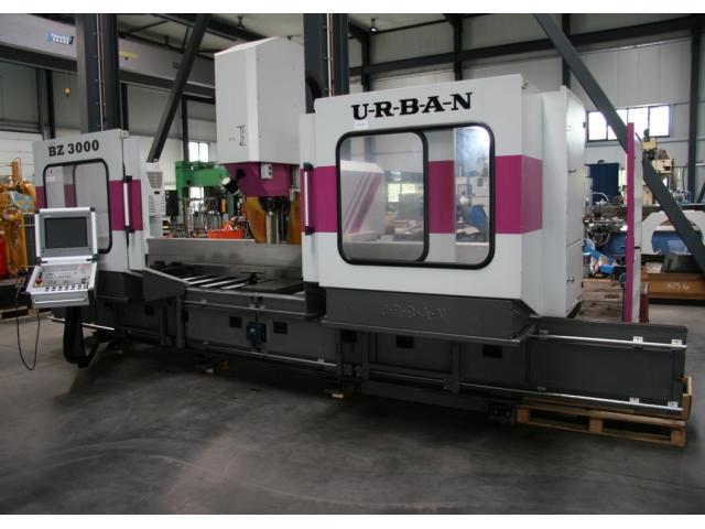 Urban Bearbeitungszentrum - Vertikal BZ 3000 - 1