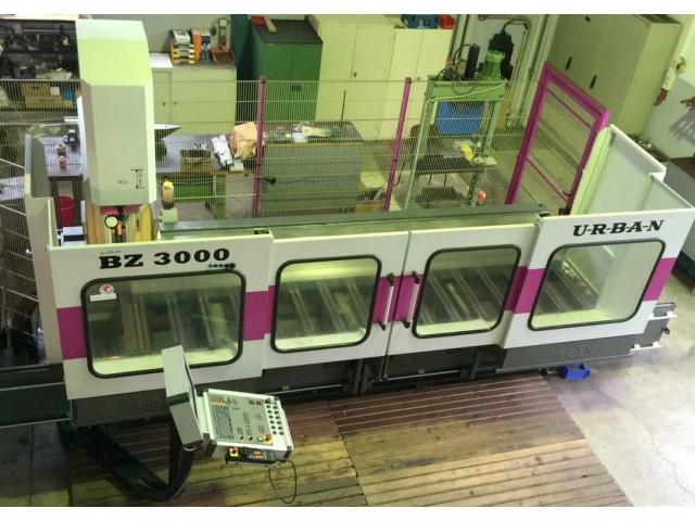 Urban Bearbeitungszentrum - Vertikal BZ 3000 - 2
