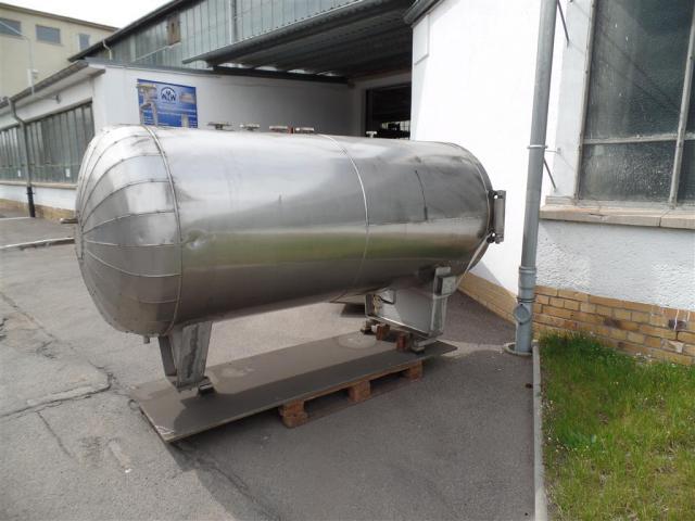 Gessner Edelstahl-Druck-Behälter 1CB 0206 B101 - 1